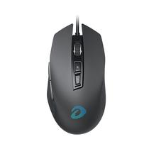 达尔优 EM915R 右手版游戏有线鼠标 黑色 绝地求生吃鸡鼠标产品图片主图