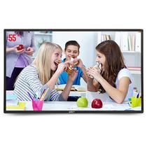 BOCT BT5500 55英寸智能白板多媒体教学会议触控一体机大屏电视触摸显示器 (不带电脑盒子)产品图片主图