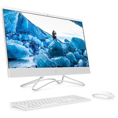 惠普 小欧 24-f032 23.8英寸 高清一体机电脑(I3-8130U 4G 1T 2G独显 无线键鼠 FHD)产品图片2