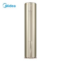 美的 2匹 制冷王 超一级能效 变频冷暖 智能WiFi圆柱柜机 KFR-51LW/BP3DN8Y-YB300(B1)产品图片主图