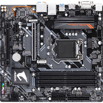 "技嘉 B360M AORUS GAMING 3 ""吃鸡""电竞主板 ( Intel B360/LGA 1151 )产品图片主图"