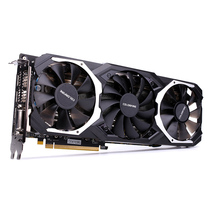 镭风  RX 570 Ustorm 4G V2 1244MHz/7000MHz 4G/256bit GDDR5 PCI-E 3.0显卡产品图片主图