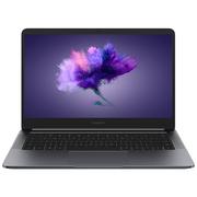 荣耀 MagicBook 14英寸超轻薄窄边框笔记本电脑(i5-8250U 8G 256G MX150 2G独显 指纹识别 正版Office)星空灰