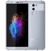 koobee  F2智能拍照音乐手机 三摄高清成像 全网通双卡双待手机 海鸥灰