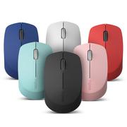 雷柏 M100多模式无线鼠标粉色