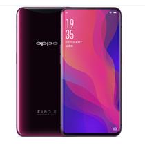 OPPO Find X曲面全景屏 波尔多红 8GB+128GB产品图片主图