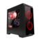 攀升(IPASON) AMD 锐龙R3 2200G 台式游戏电脑主机办公组装机产品图片4