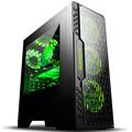 攀升兄弟 i5 8600K/GTX1060 吃鸡游戏台式电脑主机组装整机