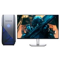 戴尔 灵越5680游戏台式电脑 27英寸八代i7-8700 Z370主板 8G 128GSSD 1T GTX1060产品图片主图