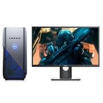 戴尔 灵越5680游戏台式电脑 23英寸八代i5-8400 Z370主板 8G 128GSSD 1T GTX1060产品图片主图
