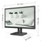 AOC 27E1H 27英寸IPS广视角 HDMI接口 快拆支架 低蓝光模式 商务办公家用电脑液晶显示器产品图片3