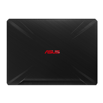 华硕 飞行堡垒6Plus 17.3英寸游戏笔记本电脑(i7-8750H 8G 256GSSD+1T )产品图片主图