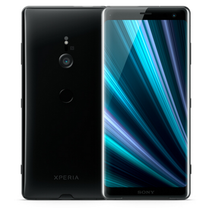 索尼 Xperia XZ3 H9493 HDR OLED显示屏 6GB+64GB 澈黑产品图片主图