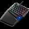 雷柏 V550RGB幻彩背光单手游戏机械键盘产品图片3