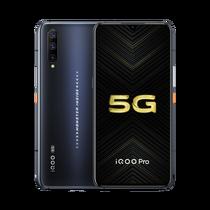 vivo iQOO Pro 5G版 8GB+256GB 竞速黑产品图片主图