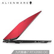 外星人 m1515.6英寸英特尔酷睿i7轻薄游戏笔记本电脑i7-9750H16G256G1TRTX2060OC6G