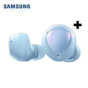三星 GalaxyBuds+真无线蓝牙入耳式耳机苹果安卓通用音乐游戏运动时尚通话耳机浮氧蓝