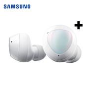 三星 GalaxyBuds+真无线蓝牙入耳式耳机苹果安卓通用音乐游戏运动时尚通话耳机清幽白