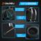 达尔优 dareuEH722RGB幻彩版耳机耳麦游戏耳机电脑耳机耳机头戴式头戴式耳机虚拟7.1声道产品图片4