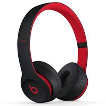 Beats BeatsSolo3Wireless头戴式蓝牙无线耳机手机耳机游戏耳机-桀骜黑红十周年版MRQC2PAA产品图片主图