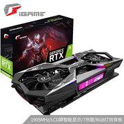 七彩虹 iGameGeForceRTX2070SUPERVulcanXOC1770-1905MHzGDDR68G火神电竞游戏电脑显卡