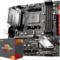 微星 B450MMORTAR迫击炮电竞主板+AMD锐龙53600处理器r5盒装CPU主板CPU套装产品图片1