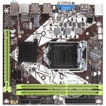 铭瑄 MS-挑战者H81ITX迷你支持WIFIM.2主板IntelH81LGA1150产品图片主图