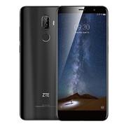 中兴 V8904GB+64GB炫晶黑4000mAh大电池骁龙636全网通双卡双待手机