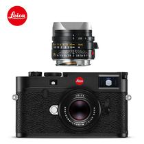 徕卡 M10专业旁轴经典数码相机黑色20000+35mmf2黑色镜头套餐六产品图片主图