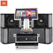 JBL RM10含X4后极音响音箱家庭影院KTV音响套装卡拉OK套装点歌机麦克风