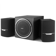 漫步者 R303BT大功率2.1低音炮全木质蓝牙音箱音响多媒体音箱电脑音箱黑色