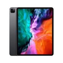 苹果 iPadPro12.9英寸平板电脑2020年新款256GWLAN版全面屏A12ZFaceIDMXAT2CHA深空灰色产品图片主图